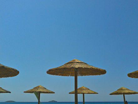 Les parasols chauffants