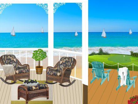 Maison : Aménagement de votre balcon