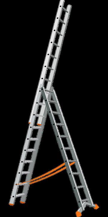échelle téléscopique